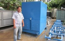 Fabrication WTP KALTIM